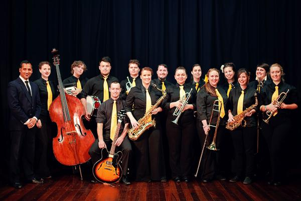 Kalamunda Youth Swing Band Photograph